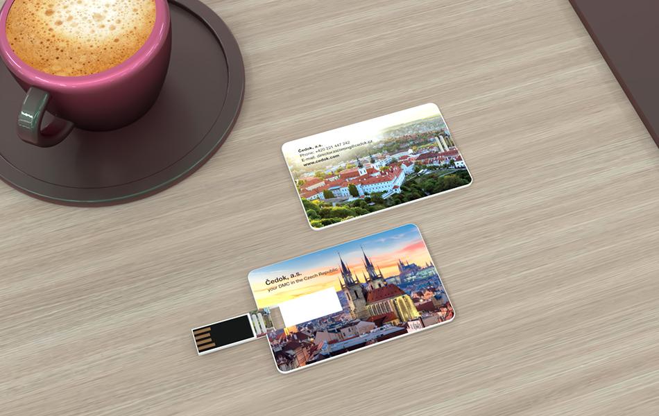 USB karta CREDIT