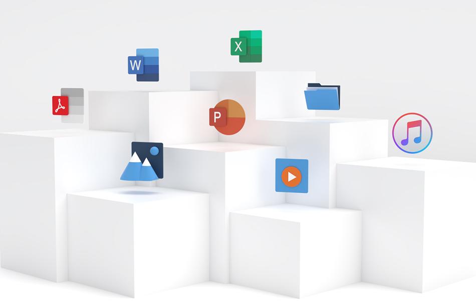 nahrání dat smazatelná data ikony pc souboru