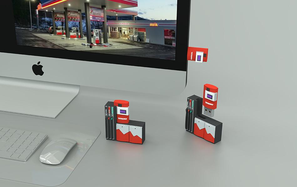 USB na míru - 3D Complex