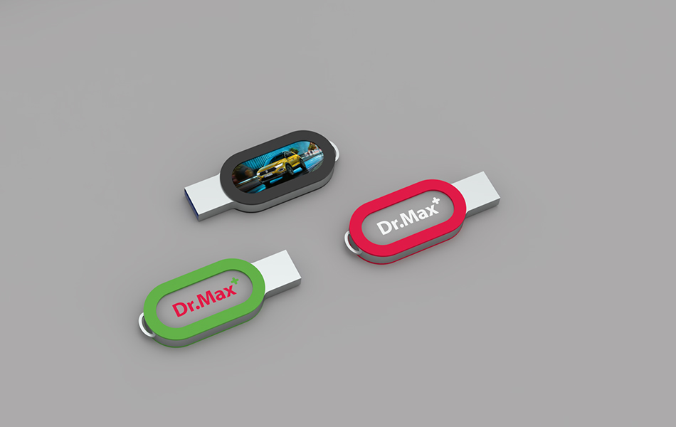 LED USB disk ZOOM