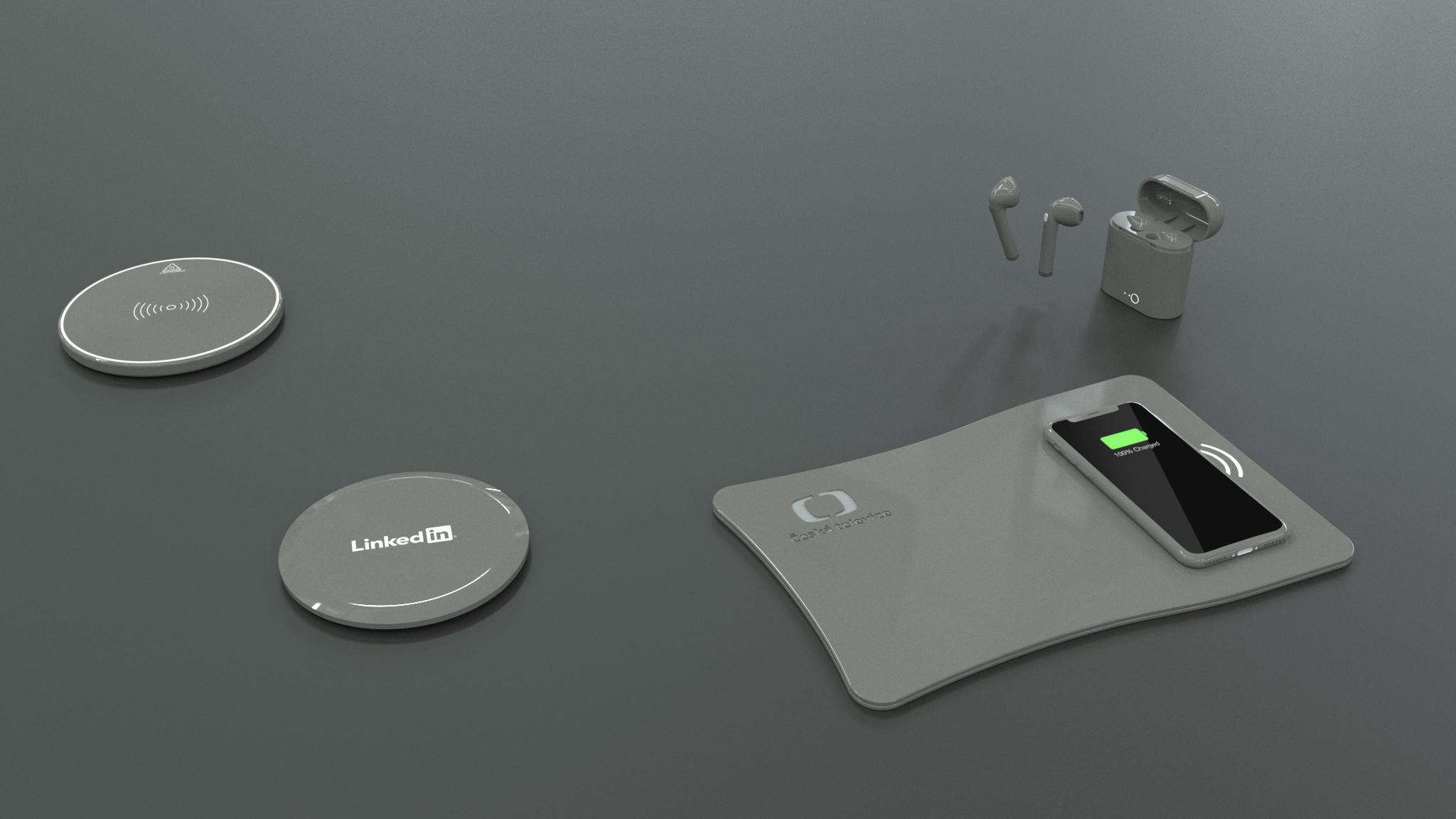 Nabíječky, sluchátka, GPS trackery